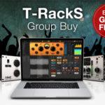 T-RackSプラグインの購入者1000人超えるとお得…ってもう超えてる!?