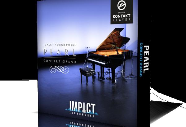 Impact Sound Works ピアノ音源Pearl Grand Piano 2.0を発表!